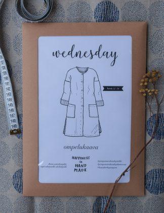 Pom Pom Wednesday-ompelukaava