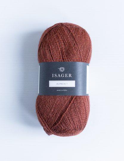 Isager Alpaca 1 - Ruoste 33