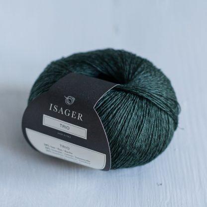 Isager - Trio - Bottle Green