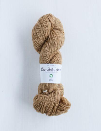 BC Garn - Bio Shetland - Warm Mustard 47