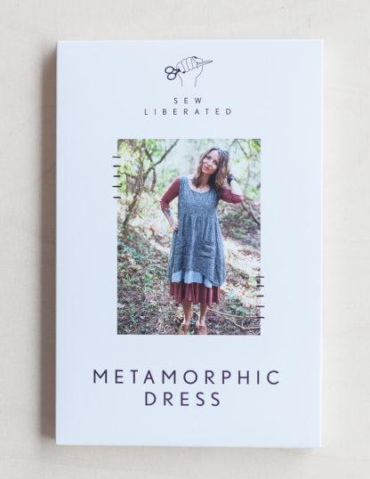 Metamorphic Dress -ompelukaava