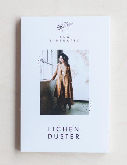 Lichen Duster -ompelukaava