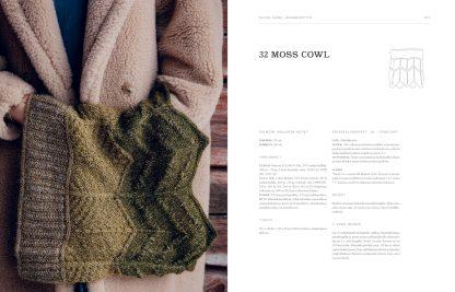 Moss Cowl - Sveina Björk Jóhannesdóttir