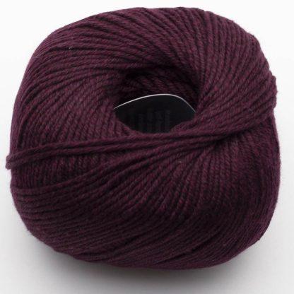 Kremke Soul Wool Mornin Salutation Aubergine 07