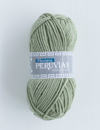 Filcolana Peruvian Highland Wool - Green Tea 355
