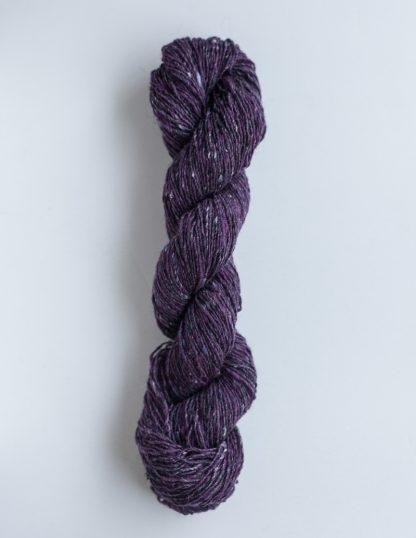 Isager Tweed - Purple