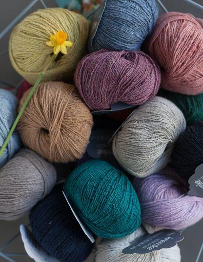 Kremke Soul Wool - Reborn Denim Uni