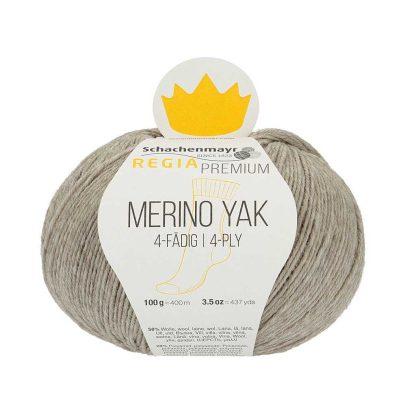 Regia Premium - Merino Yak - Beige 07510