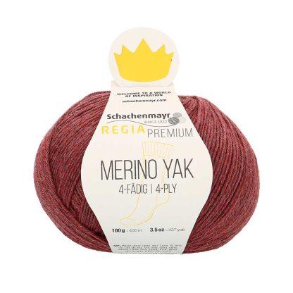 Regia Premium - Merino Yak - Luumu 07508