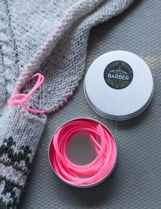 The Knitting Barber - silmukkakaapeli