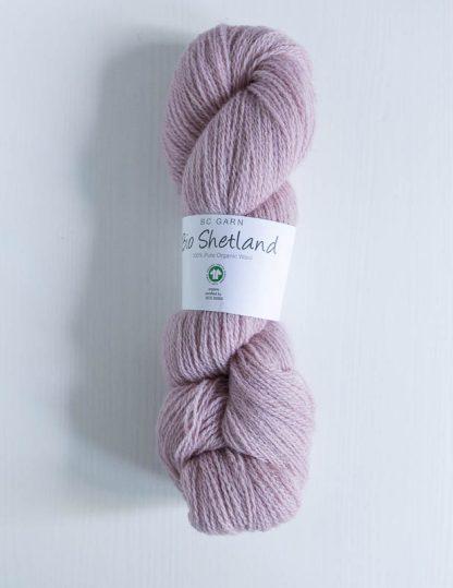 BC Garn - Bio Shetland - Dusty Pink 48