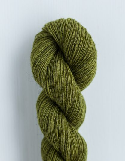 Isager - Spinni - Sammaleenvihreä 15S