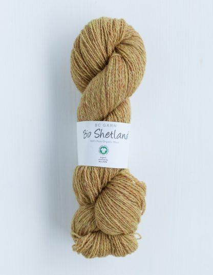 BC Garn - Bio Shetland - Mustard 50
