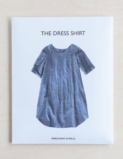 Merchant & Mills - The Dress Shirt -ompelukaava