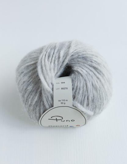 Gepard Garn - Puno - Light Grey 504