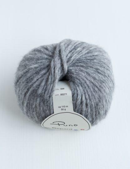 Gepard Garn - Puno - Medium Grey 506