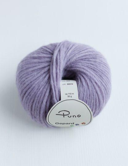 Gepard Garn - Puno - Soft Lilac 604