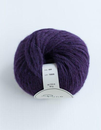 Gepard Garn - Puno - Dark Purple 660
