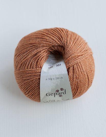 Gepard Garn - Wild & Soft - Golden 158
