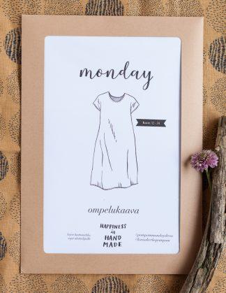 Monday-mekko - ompelukaava